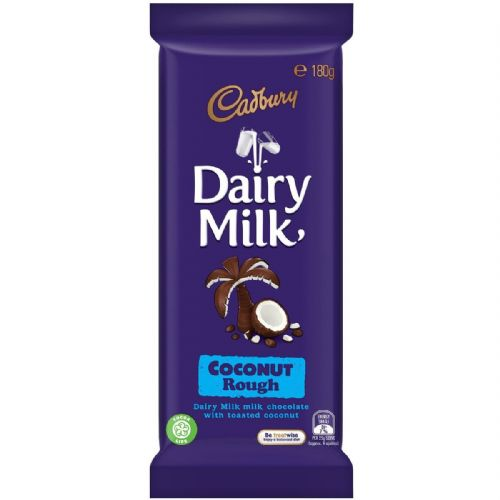 Cadbury Coconut Rough (180g)  ( Australia )